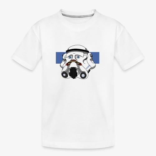 The Look of Concern - Teenager Premium Organic T-Shirt