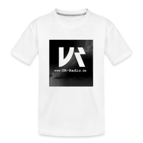 logo spreadshirt - Teenager Premium Bio T-Shirt