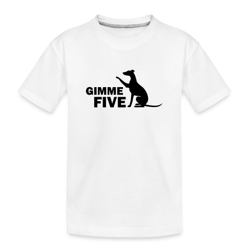 Whippet - Teenager Premium Bio T-Shirt