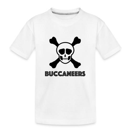 Buccs1 - Teenager Premium Organic T-Shirt