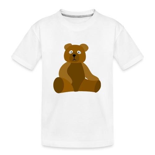 nounours - T-shirt bio Premium Ado