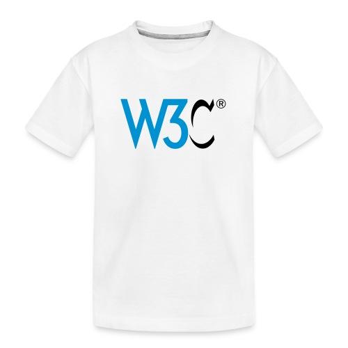 w3c - Teenager Premium Organic T-Shirt