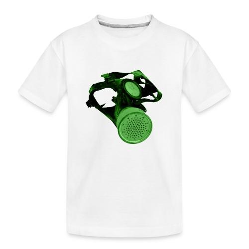 gas shield - Teenager Premium Organic T-Shirt