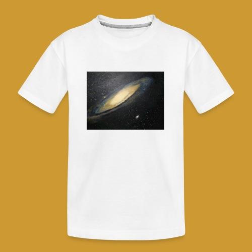 Andromeda - Mark Noble Art - Teenager Premium Organic T-Shirt