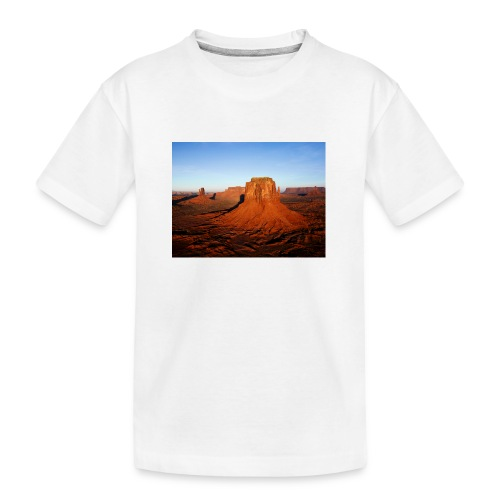 Desert - T-shirt bio Premium Ado