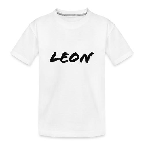 Leon - T-shirt bio Premium Ado