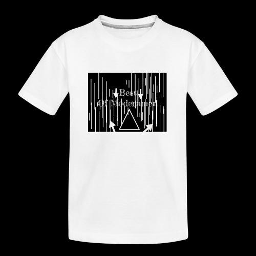 Bestofmodernmen - Maglietta ecologica premium per ragazzi