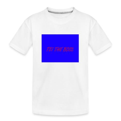 BLUE BOSSES - Teenager Premium Organic T-Shirt