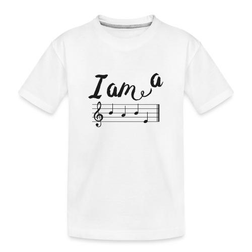 ImABabe - Teenager premium biologisch T-shirt