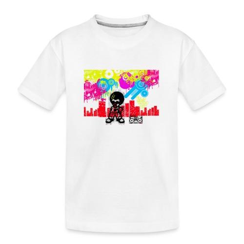 Borse personalizzate con foto Dancefloor - Maglietta ecologica premium per ragazzi