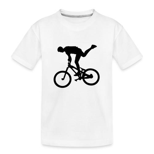 One Foot - T-shirt bio Premium Ado