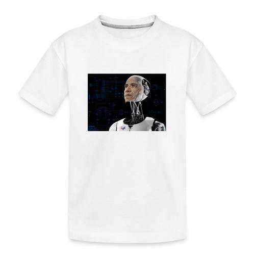 iRobama - Teenager Premium Organic T-Shirt