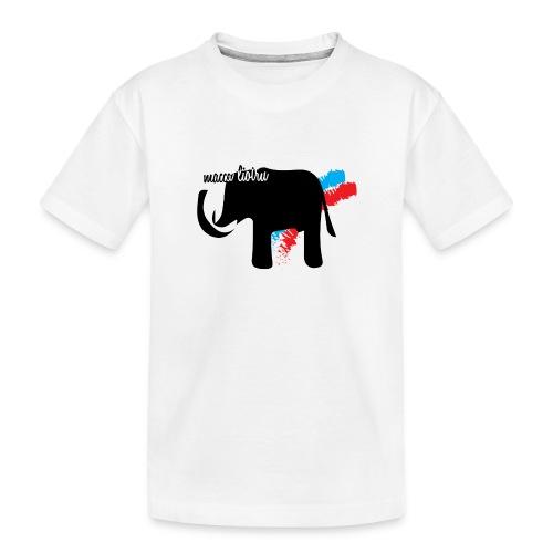Macca Liotru - Maglietta ecologica premium per ragazzi