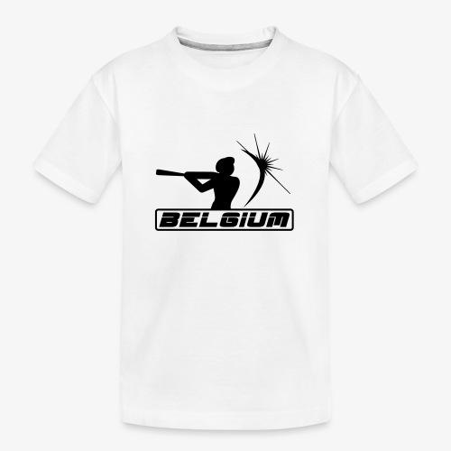 Belgium 2 - T-shirt bio Premium Ado