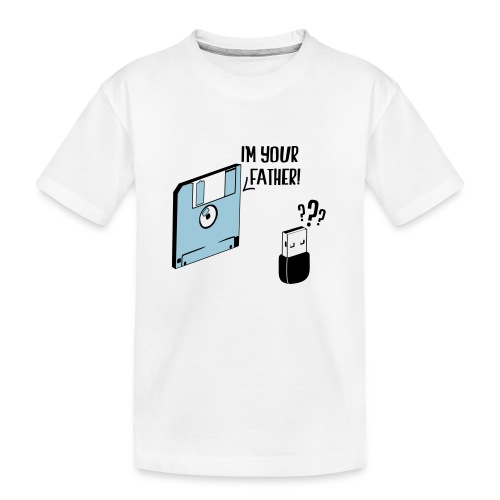 I'm your father - T-shirt bio Premium Ado