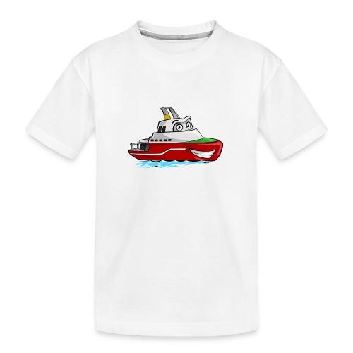Boaty McBoatface - Teenager Premium Organic T-Shirt
