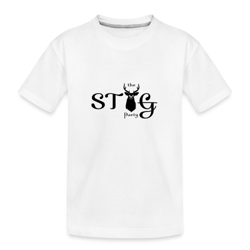 THE STAG PARTY - Teenager Premium Organic T-Shirt