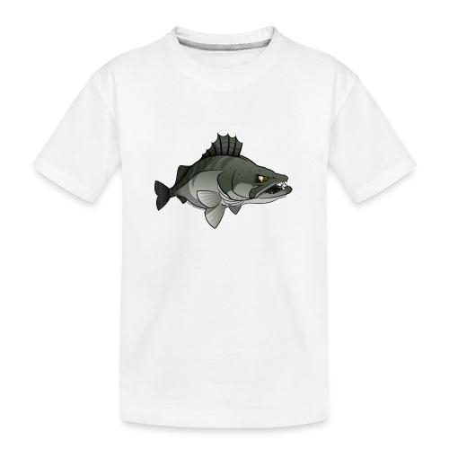 Red River: Zander - Teenager Premium Organic T-Shirt