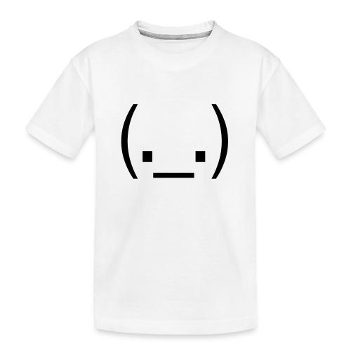 EGGHEAD - Teenager Premium Organic T-Shirt