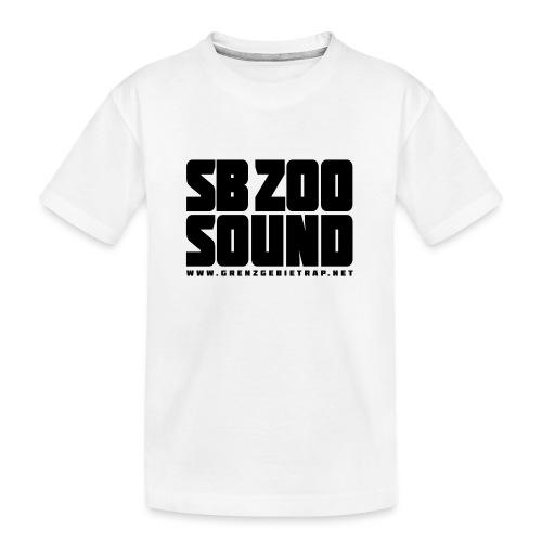 SB ZOO SOUND Blockbuster - Teenager Premium Bio T-Shirt