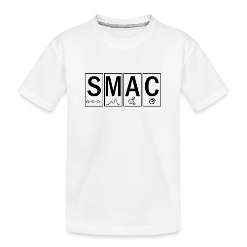 SMAC3_large - Teenager Premium Organic T-Shirt