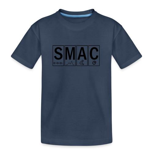 SMAC3_large - Teenager Premium Organic T-Shirt