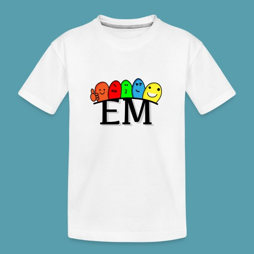 EM - Teinien premium luomu-t-paita