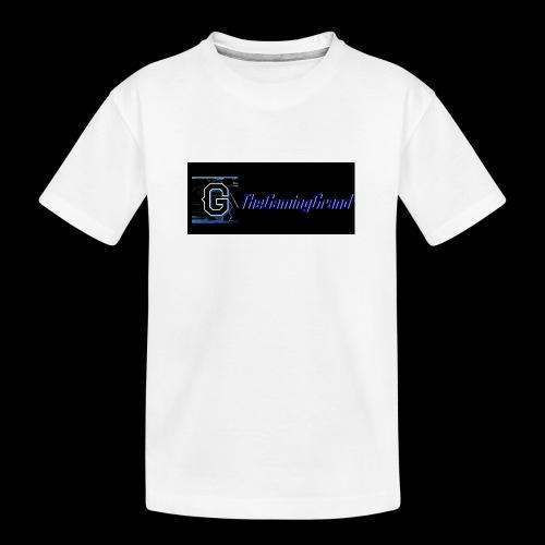 grand picture for black - Teenager Premium Organic T-Shirt