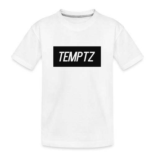 TempTz Orignial Hoodie Design - Teenager Premium Organic T-Shirt