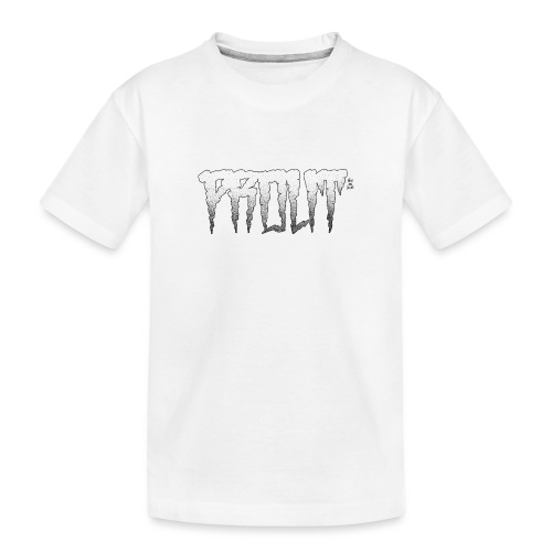 Horror PROUT - black - Teenager Premium Organic T-Shirt