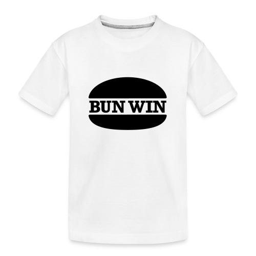 bunwinblack - Teenager Premium Organic T-Shirt