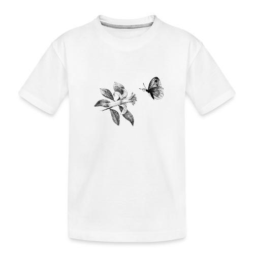 Botanical - Teenager Premium Bio T-Shirt