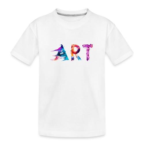 Art - T-shirt bio Premium Ado
