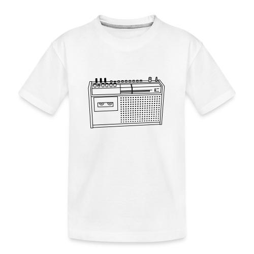 Rekorder R160 - Teenager Premium Bio T-Shirt