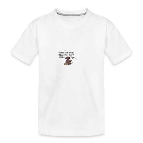 Comicità - Maglietta ecologica premium per ragazzi