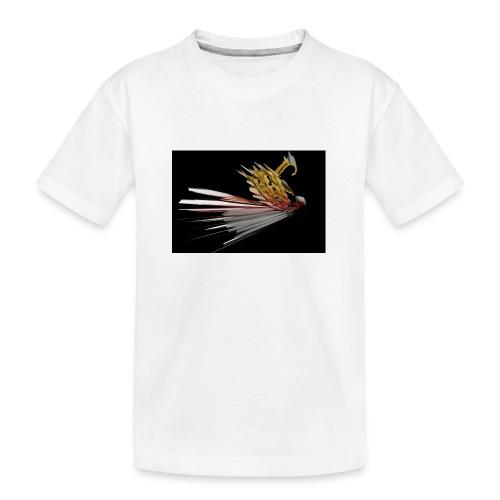 Abstract Bird - Teenager Premium Organic T-Shirt