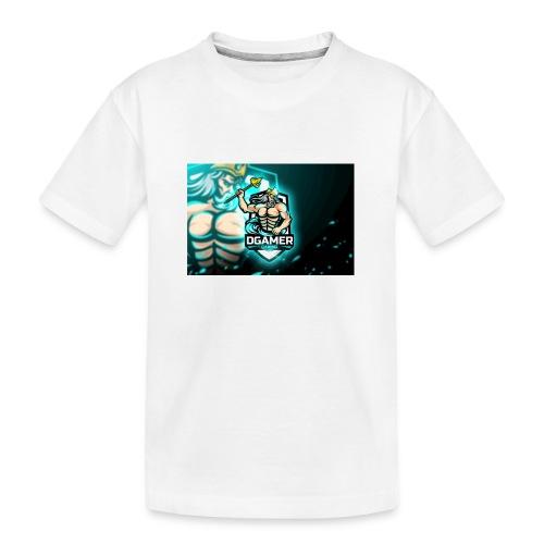 8251831F EA3A 4726 A475 A5510CDECB5A - Ekologisk premium-T-shirt tonåring