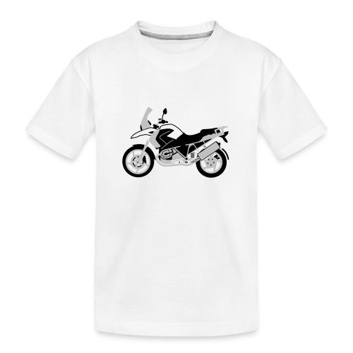 R1200GS 08-on - Teenager Premium Organic T-Shirt
