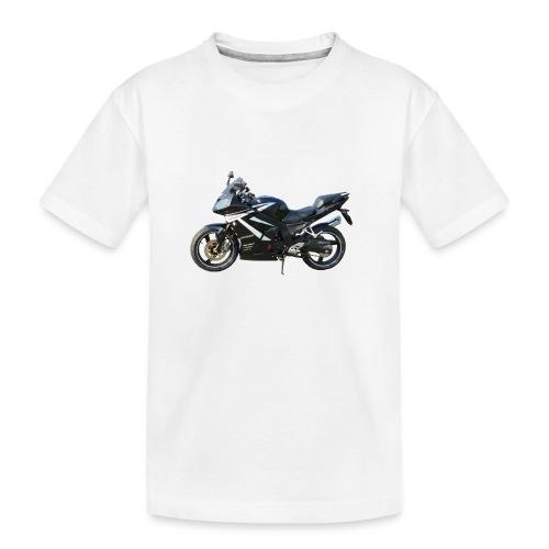 snm daelim roadwin r side png - Teenager Premium Bio T-Shirt