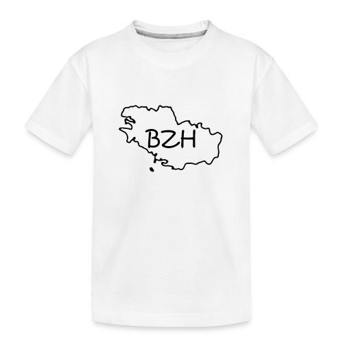 bretagne - T-shirt bio Premium Ado