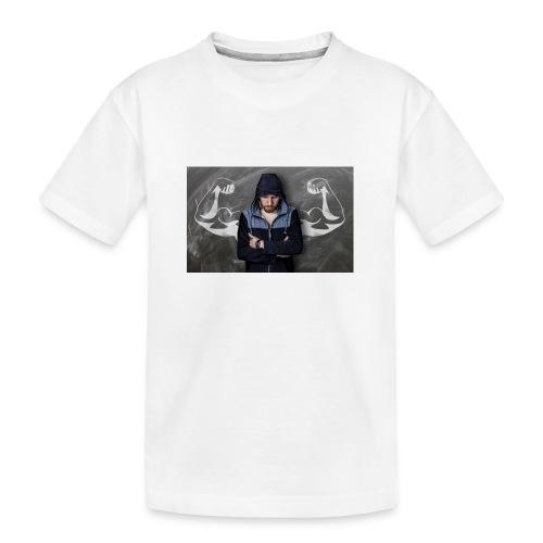 Power - Teenager Premium Bio T-Shirt