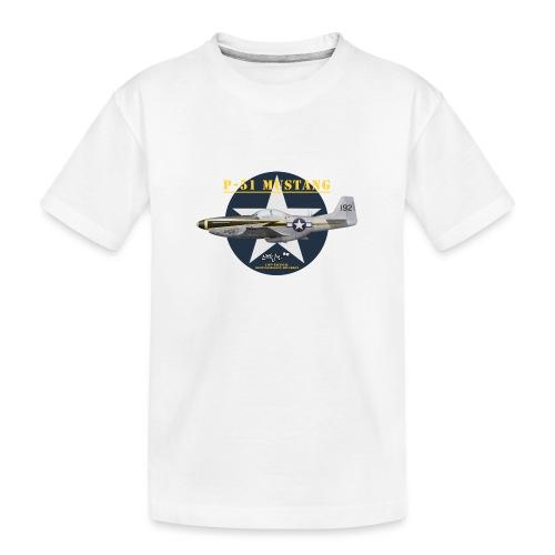 P-51 Little Joe - T-shirt bio Premium Ado