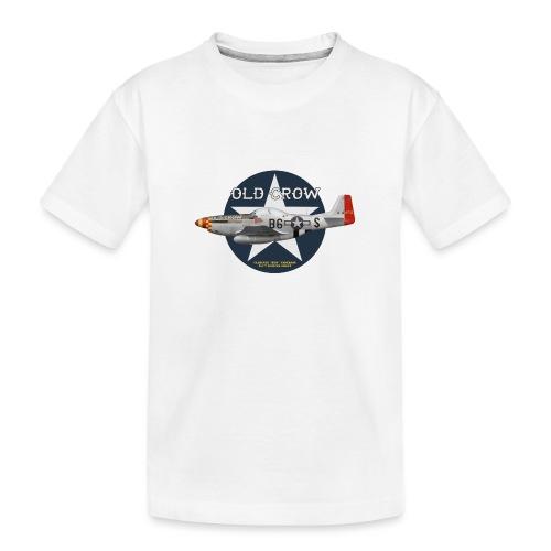 P-51 Old Crow - T-shirt bio Premium Ado