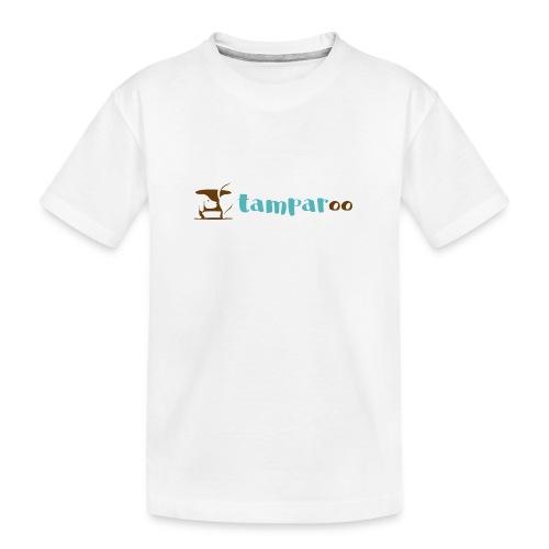 Tamparoo - Maglietta ecologica premium per ragazzi