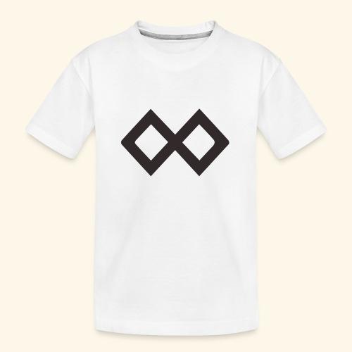TenX Logo - Teenager Premium Bio T-Shirt
