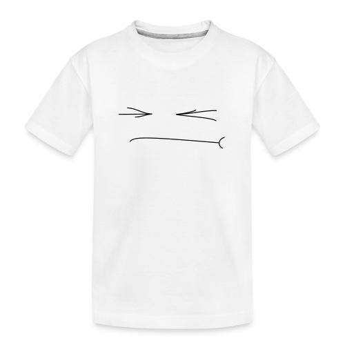 Gepfetzt - Teenager Premium Bio T-Shirt