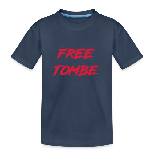 FREE TOMBE AI - Teenager Premium Bio T-Shirt