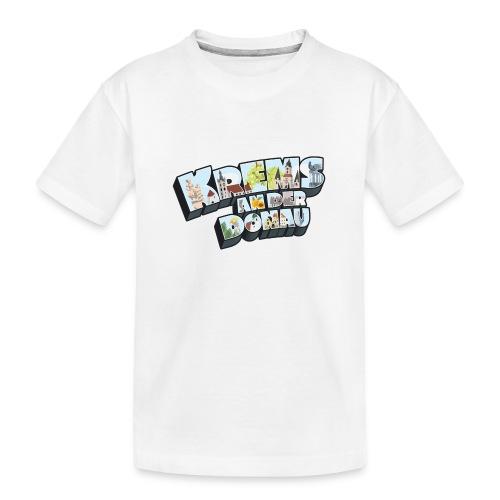 Krems an der Donau - Teenager Premium Bio T-Shirt