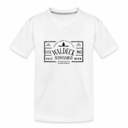 Waldeck - Teenager Premium Bio T-Shirt