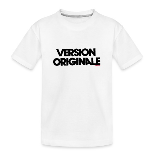 Version Original - T-shirt bio Premium Ado